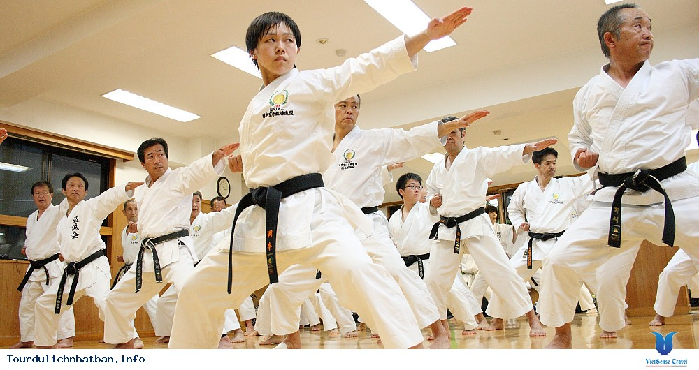 Những môn võ thuật truyền thống nổi tiếng tại đất nước Nhật Bản - Ảnh 5