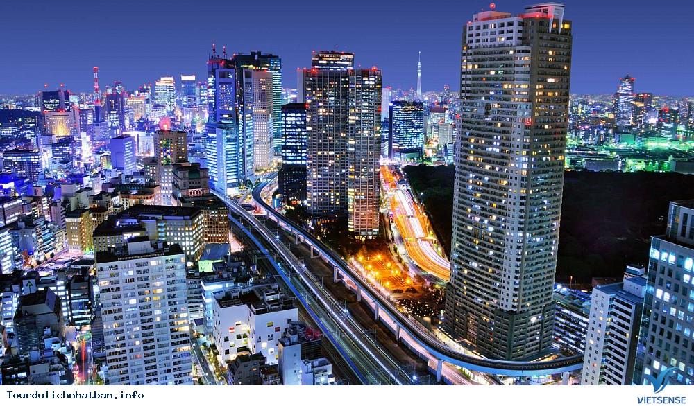 Tokyo – Thủ đô sầm uất của Nhật Bản - Ảnh 4