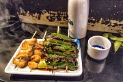 Tới Tokyo ghé con phố ẩm thực đêm đậm chất Nhật Bản
