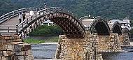 Cây cầu hơn 300 tuổi Kintai Nhật Bản