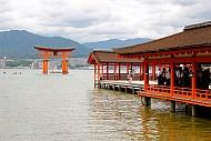 Đền Itsukushima Ở Nhật Bản