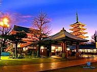 Du Lịch Nhật Bản Tràn Ngập Màu Sắc Mùa Lá Đỏ