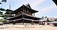 Horyu-ji chùa gỗ cổ nhất Nhật Bản