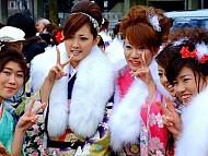 Lễ Hội Trưởng Thành Seijin No Hi