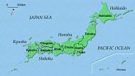 Nhật Bản có bao nhiêu tỉnh? Dân số, diện tích ra sao