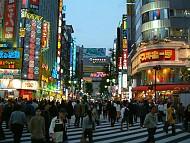 """Shinjuku – Nhật Bản Thành Phố Dành Cho """"Dân Chơi"""" Về Đêm"""