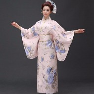 Tìm hiểu về trang phục Kimono
