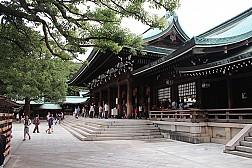 Đền Minh Trị Meiji Jingu