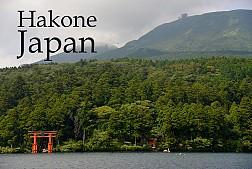 Hakone - Thiên Đường Nghỉ Dưỡng Tại Nhật Bản