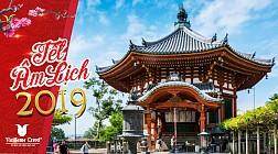 Hành Trình Du Xuân Nhật Bản Đón Tết Nguyên Đán 2019