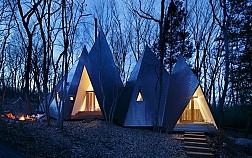 """Khám phá 6 công trình kiến trúc """"siêu dị"""" ở Nhật Bản"""