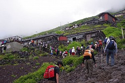 Kinh nghiệm leo núi Phú Sĩ khi du lịch Nhật Bản