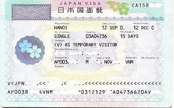 Kinh Nghiệm Xin Visa Nhật Bản