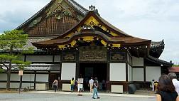Lâu Đài Nijo Ở Kyoto