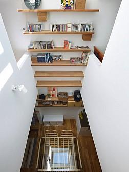 Những ngôi nhà thông minh cực nhỏ siêu đẹp tại Nhật Bản