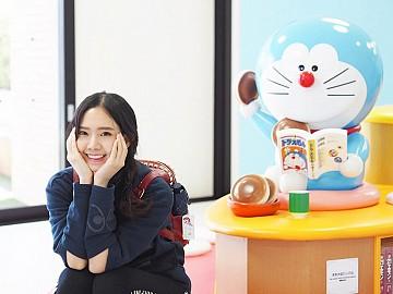 """""""Cho tôi một vé đi tuổi thơ"""" với bảo tàng Doraemon tại Nhật"""