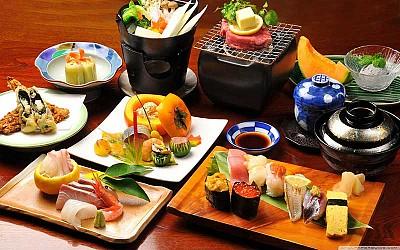 Những văn hóa ẩm thực Nhật Bản