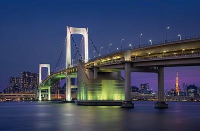 Cầu Rainbow Ở Tokyo
