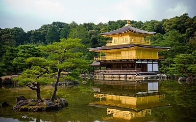 Chùa Vàng ở Nhật Bản