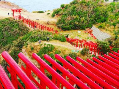 Đền Motonosumi Inari: một thắng cảnh kỳ bí của du lịch Nhật bản