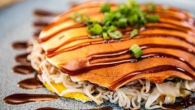 Tới Nhật Bản Ngất Ngây Với Những Món Ăn Đường Phố Độc Đáo