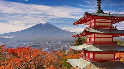 Du lịch Nhật Bản hút khách nhất thế giới