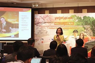 Đường Bay Thẳng Mới Từ Hà Nội Tới Osaka Tác Động Lớn Tới Du Lịch Việt Nam - Nhật Bản