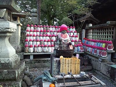 Ghé nơi thờ... bầu ngực phụ nữ ở Nhật Bản