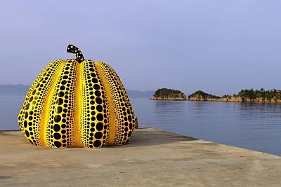 Ghé thăm đảo Naoshima đậm chất nghệ thuật của Nhật Bản