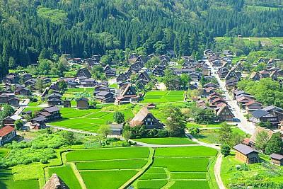 Gifu- Kiệt Tác Thiên Nhiên Của Nhật Bản