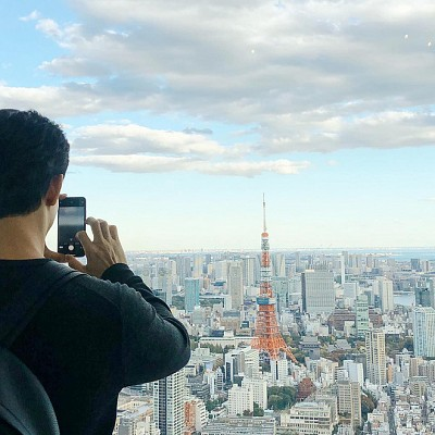 Giới Trẻ Việt Không Hẹn Mà Cùng Tới Nhật Bản Đón Rét Mùa Đông