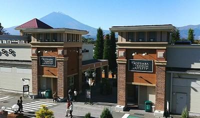 Khám phá khu mua sắm tại Gotemba Outlets Nhật Bản