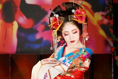 Khám Phá Thú Vị Về Những Nàng Oiran Nhật Bản