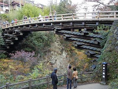 Những cây cầu nổi tiếng Nhật Bản