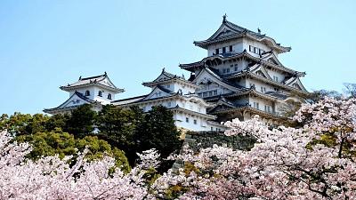 Những lâu đài cổ kính nhất tại đất nước mặt trời mọc