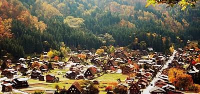 Shirakawa go- Nơi Lưu Giữ Một Nhật Bản Xưa Cũ Giữa Thời Hiện Đại