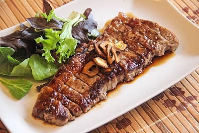 Thịt bò Nhật Steak Recipe - Tour du lịch Nhật Bản