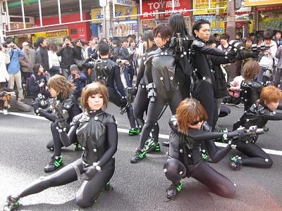 Vùng đất thần tiên cho người hâm mộ anime và manga ở Nhật Bản