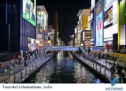 Khám phá những địa điểm đẹp của Nhật Bản - Ảnh 1
