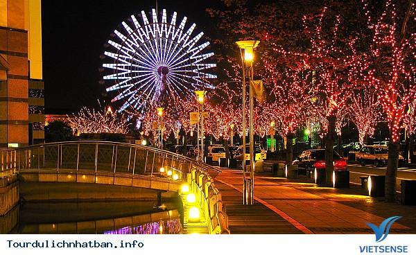 Du lịch Tokyo tận hưởng cuộc sống về đêm - Ảnh 3