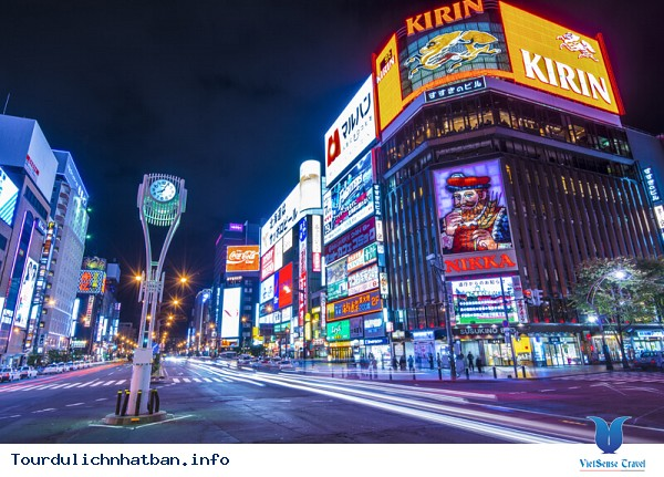 Du lịch Tokyo tận hưởng cuộc sống về đêm - Ảnh 2