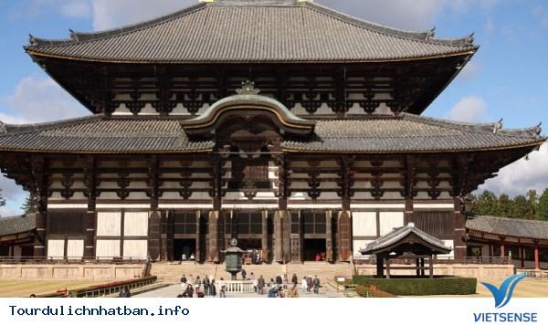 Ghé thăm cụm di tích thành cổ Nara tại Nhật Bản - Ảnh 4