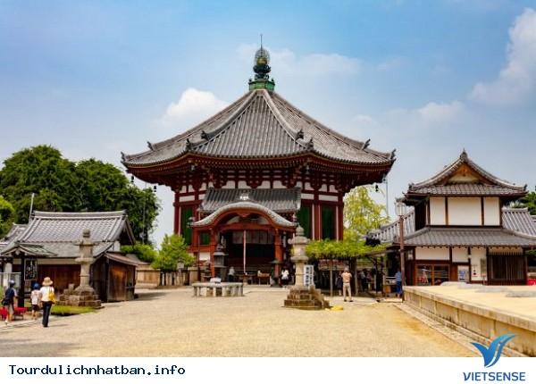 Ghé thăm cụm di tích thành cổ Nara tại Nhật Bản - Ảnh 1