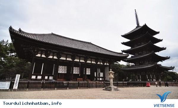 Ghé thăm cụm di tích thành cổ Nara tại Nhật Bản - Ảnh 3