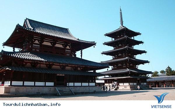 Ghé thăm cụm di tích thành cổ Nara tại Nhật Bản - Ảnh 5