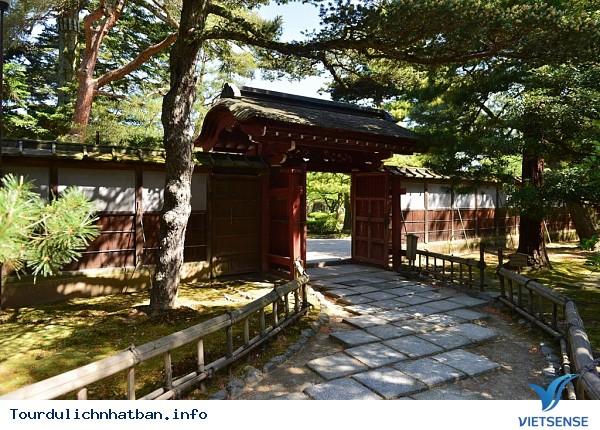 Kanazawa – Những công trình kiến trúc đồ sộ - Ảnh 3