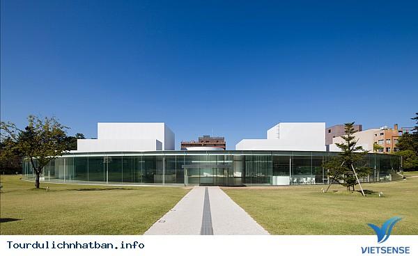 Kanazawa – Những công trình kiến trúc đồ sộ - Ảnh 5