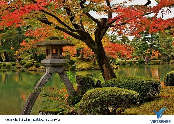 Kanazawa – Những công trình kiến trúc đồ sộ - Ảnh 1