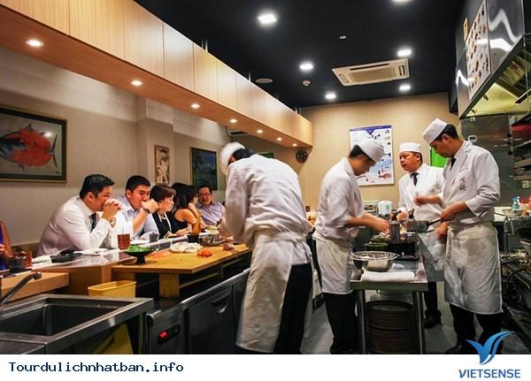 Nhà hàng Omakase - nơi bạn không biết mình sẽ được ăn gì - Ảnh 4