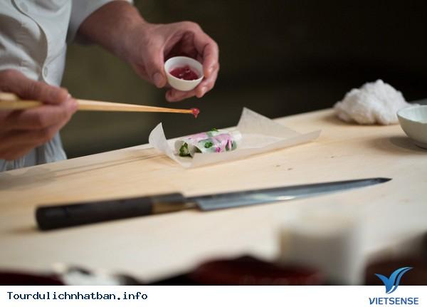 Nhà hàng Omakase - nơi bạn không biết mình sẽ được ăn gì - Ảnh 2